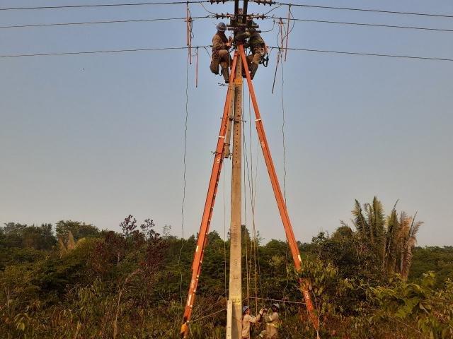 Porto Velho e mais quatro municípios recebem obras para melhoria da rede de distribuição de energia elétrica - Gente de Opinião