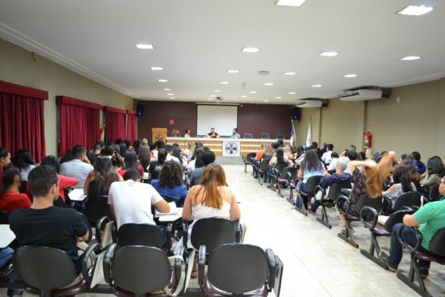 Acadêmicos realizam abertura da Semana da Psicologia no Centro Universitário FIMCA  - Gente de Opinião