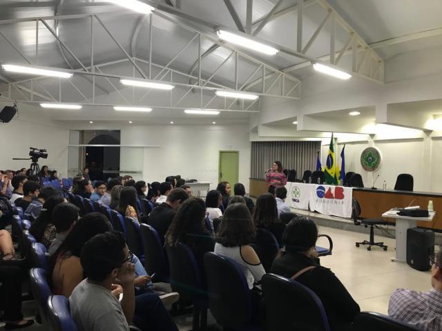 FIMCA Vilhena realiza II Semana Jurídica  - Gente de Opinião