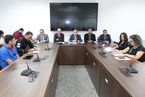 Falhas no sistema de monitoramento dos apenados são discutidas na Comissão de Segurança