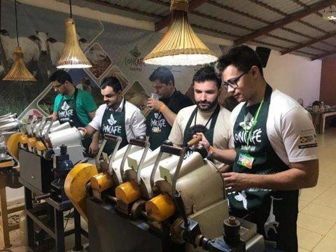 Mais de 300 amostras de café serão analisadas na 4ª edição do Concafé em Rondônia