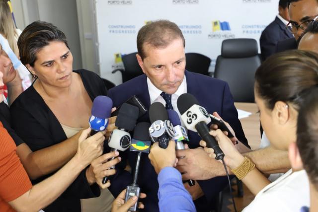 Operação Carrossel - Hildon Chaves rejeita as acusações que resultaram em mais uma operação da PF - Gente de Opinião