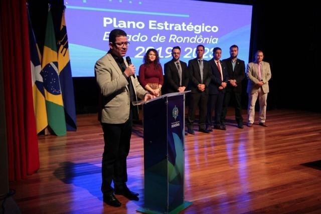Governador Marcos Rocha fala da importância do Plano Estratégico - Gente de Opinião