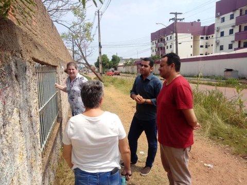 MPT visita Cáritas em Porto Velho e faz destinações para atender a casas de acolhimento de migrantes e venezuelanos