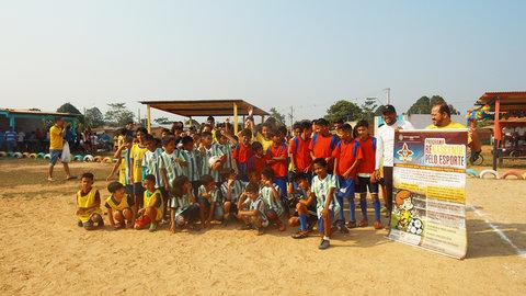 Escolinha de Futebol Atalaia – 1 ano transformando vidas e realizando sonhos