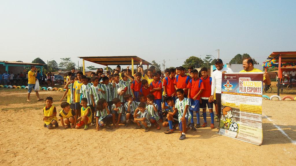 Escolinha de Futebol Atalaia – 1 ano transformando vidas e realizando sonhos - Gente de Opinião
