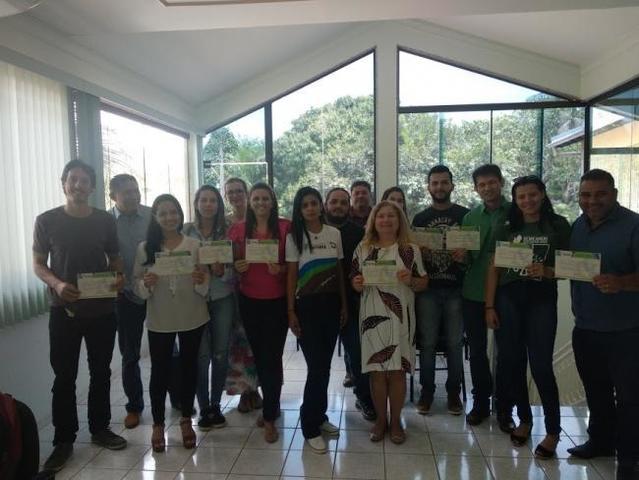 Mais de 50 técnicos do Estado participam de curso de Geotecnologias e Ferramentas de Gestão do Território do projeto Plantar - Gente de Opinião