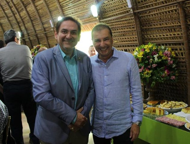Sistema Fecomércio participa do Lançamento do Amazônia + 21 - Gente de Opinião