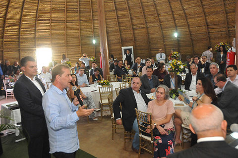 Porto Velho - Prefeito faz lançamento do Fórum Amazônia + 21
