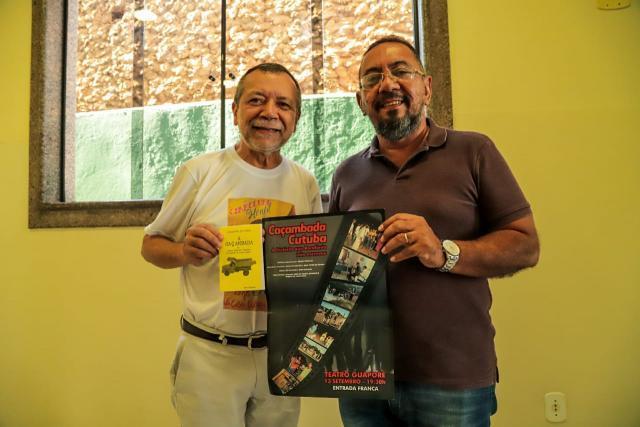 Filme Caçambada Cutuba estréia nesta sexta-feira, 13  - Gente de Opinião