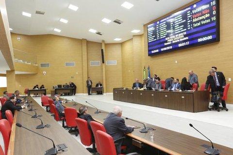 Assembleia Legislativa aprova lei que garante o piso nacional aos professores da rede estadual
