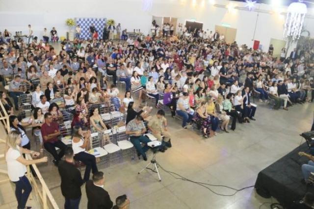 Cerca de 500 técnicos participam nesta quarta (11) e quinta-feira (12) da capacitação no Ello Eventos, em Porto Velho - Gente de Opinião