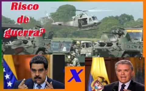 Venezuela e Colômbia perto de um confronto armado? + No PT, Fátima tem o poder + Os caminhos para o Hospital do Câncer + Outra greve dos Correios. E daí?