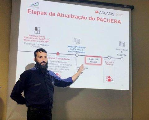 Porto Velho - Pacuera irá nortear o desenvolvimento da região do entorno do reservatório da hidrelétrica