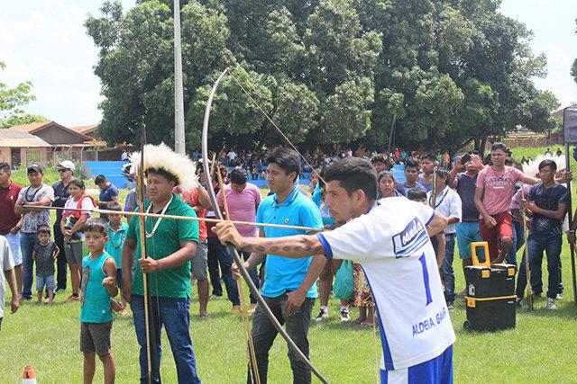 Jogos indígenas de Cacoal será realizado neste fim de semana - Gente de Opinião