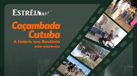 Caçambada Cutuba estreia hoje no Teatro Guaporé + 45ª Edição do Projeto Samba Autoral +