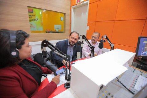 Presidente Laerte Gomes anuncia comissão especial para apurar denúncias contra Energisa