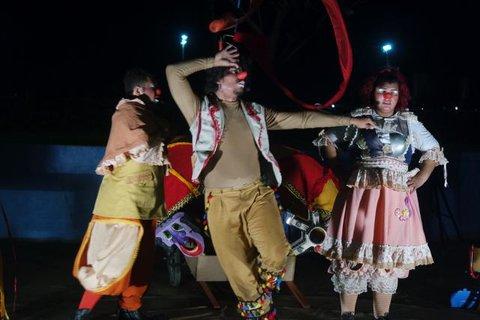 Palco Giratório é sucesso de público em Porto Velho