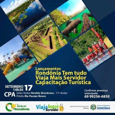 Lenha na Fogueira + Setur apresenta projetos aos empresário no CPA + Aniversário de Porto Velho comemorado em dose dupla