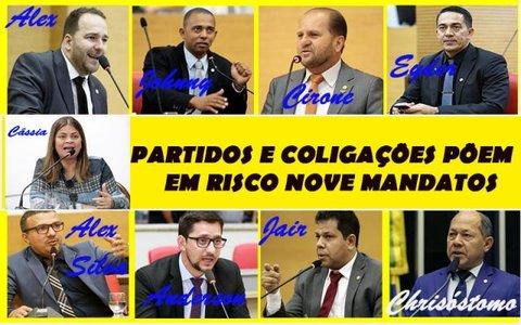 TRE vai decidir: Uso de laranjas nas candidaturas femininas pode tirar mandato de nove eleitos em Rondônia