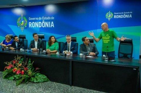 Luciano Hang anuncia investimentos de R$200 milhões em Rondônia
