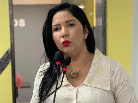 Lei de prevenção à violência contra a mulher, de autoria de Cristiane Lopes, é sancionada