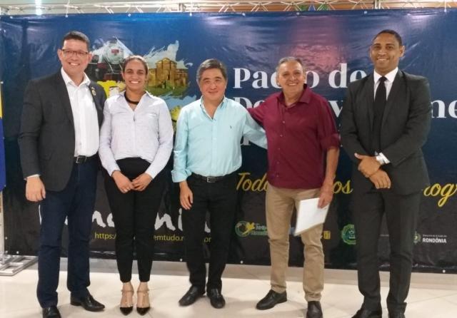 Sistema Fecomércio participa de Lançamento de Programas do Governo voltados para o Turismo de Rondônia - Gente de Opinião