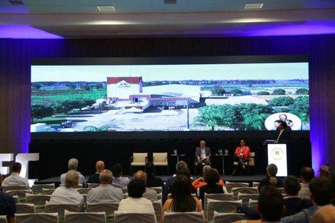 Tambaqui é apresentado em evento internacional