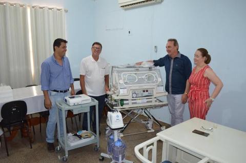 MAIS SAÚDE: Prefeitura de Rolim de Moura adquire novos equipamentos para saúde