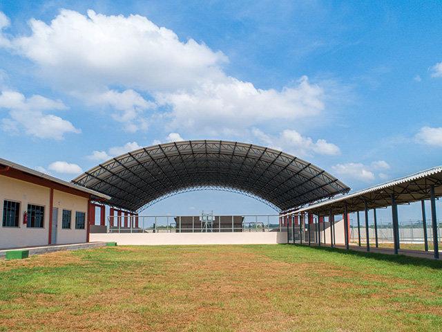 Concluída a construção da nova escola de Jaci-Paraná - Gente de Opinião