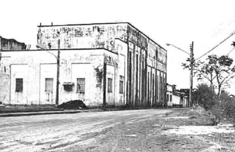 Imagem de Porto Velho na década de 50