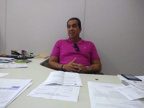 Presidente interino da Funcultural  Eudes Claudino e a programação da festa de 105 anos de Porto Velho