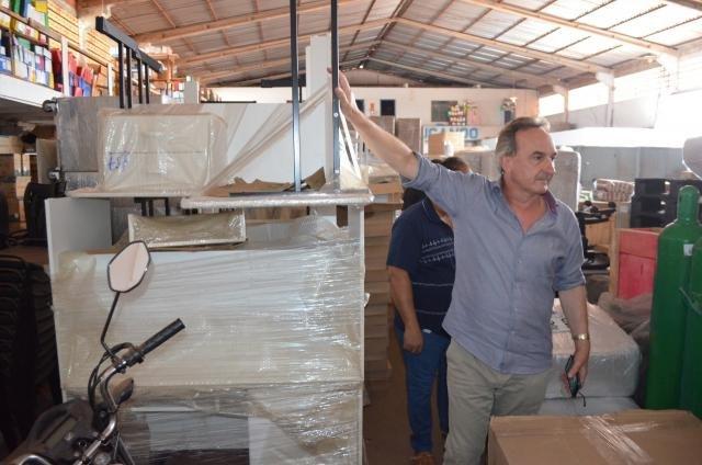 MAIS SAÚDE: Prefeitura de Rolim de Moura adquiri mais equipamentos para as UBS, UPA, CER e Hospital municipal  - Gente de Opinião