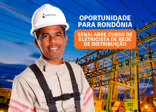 QUALIFICAÇÃO:  Ultima semana para inscrições do curso de eletricista - Gente de Opinião
