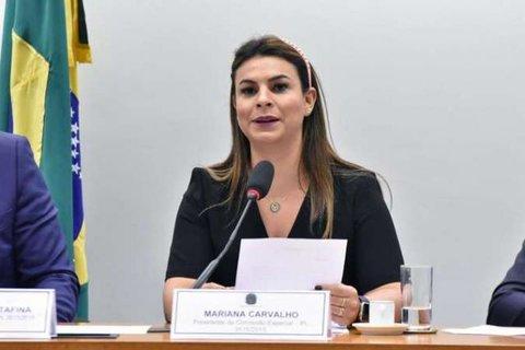 Mariana Carvalho apresentará relatório sobre saúde em Assembleia Mundial