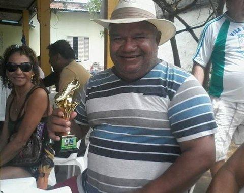"""Nota de Falecimento: Nivaldo Marques Santos, o """"Pirralho"""" faleceu aos 59 anos"""