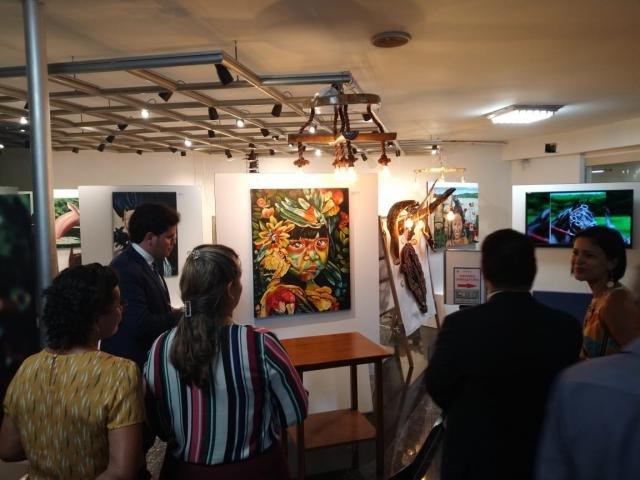 Sebrae apoia artistas em exposição no Senado Federal - Gente de Opinião