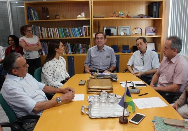 Sistema Fecomércio/Sesc/Senac apresenta ações realizadas em Rondônia à Deputada Federal Mariana Carvalho - Gente de Opinião