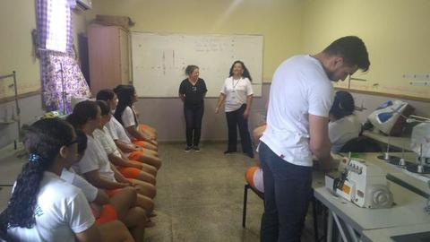 Faculdade Sapiens desenvolve projeto de empreendedorismo feminino com reeducandas em Porto Velho