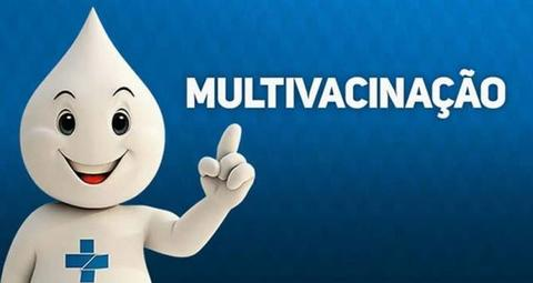 Campanha de Multivacinação para Atualização de Caderneta de Vacinação em Castanheiras