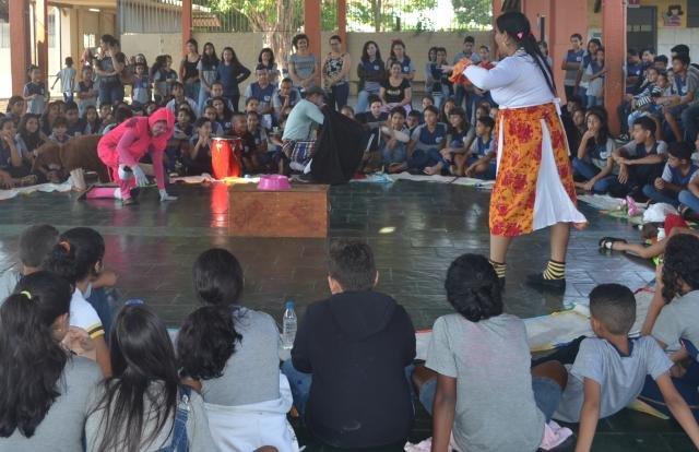 Lenha na Fogueira + Semana da criança será  com teatro nas escolas + Festival Turismo de Aventura em Fortaleza do Abunã - Gente de Opinião
