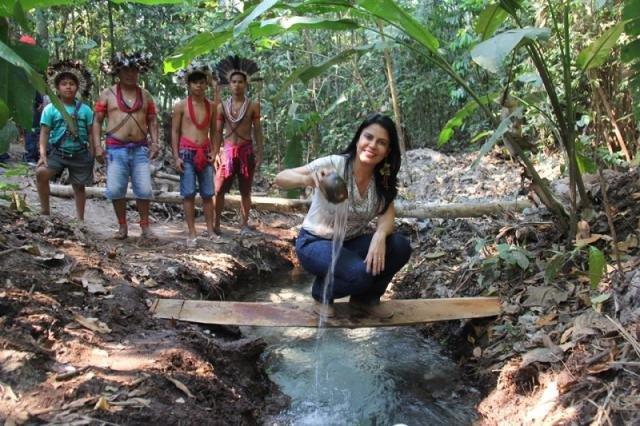 Projeto de Recuperação de solos e nascentes de Cacoal entre os 10 melhores do Brasil - Gente de Opinião