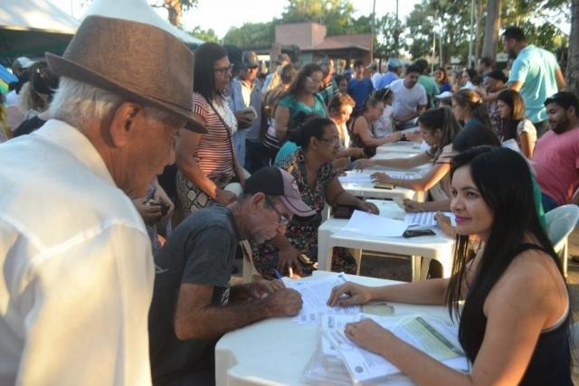 Integram a primeira etapa do Programa de Regularização Fundiária, o bairro Costa e Silva e parte do Pedrinhas - Gente de Opinião