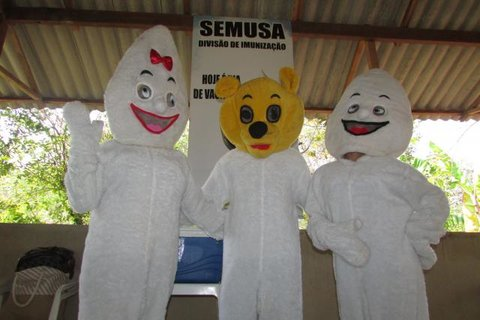 Semusa inicia campanha de vacinação em duas etapas