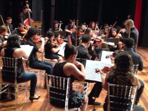 """Orquestra inicia temporada com apresentação no """"Cosme e Damião"""""""