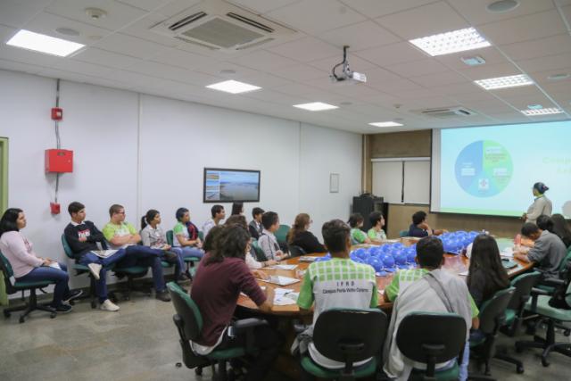 Usina Hidrelétrica Jirau recebe estudantes do IFRO - Gente de Opinião