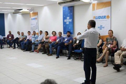 Líderes da região central do estado reúnem-se em Ji-Paraná
