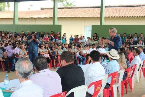 Adelino Follador participa de audiência pública que discutiu a instalação do IFRO em Buritis