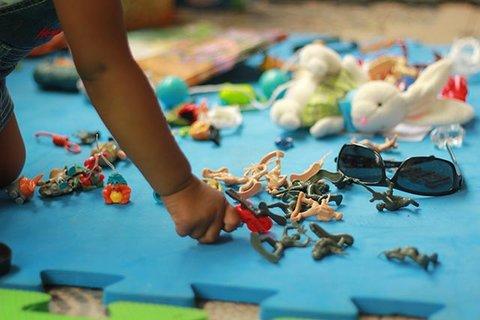Mês das Crianças: confira a programação das Feiras de Trocas de Brinquedos em Rondônia