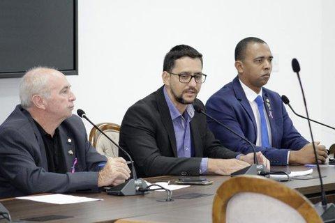 Deputado Anderson Pereira quer suspensão de visitas em unidades prisionais do Estado